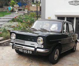 SIMCA 1000 SE AUTOMATIQUE GLS - 1966