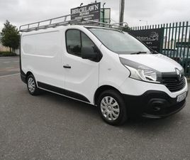 RENAULT TRAFIC 1.6 DCI 90 BHP SL27 BUSINESS VAN / FOR SALE IN DUBLIN FOR €11,950 ON DONEDE