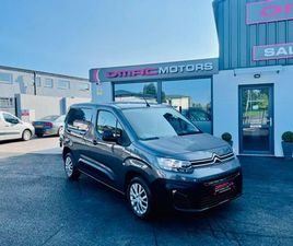 LATE 2019 CITROEN BERLINGO ENTERPRISE NO VAT FOR SALE IN TYRONE FOR £14,995 ON DONEDEAL