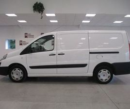 FIAT SCUDO 2.0 MULTIJET 130 BHP 6 DOOR-BLUETOOTH- FOR SALE IN CORK FOR €9,715 ON DONEDEAL