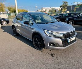 DS DS4 CROSSBACK 1.6 BLUEHDI 120 SPORT CHIC EAT6 S&S
