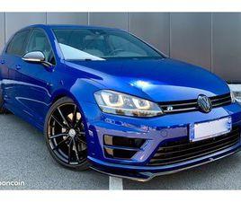 VOLKSWAGEN GOLF VII R 4MOTION 7R 2.0 TFSI 16V BLUE MOTION DSG6 S&S 300 CV ENTRETIEN VW