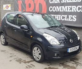 NISSAN PIXO, 2011 NCT 11/22 FOR SALE IN DUBLIN FOR €3,950 ON DONEDEAL
