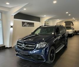 MERCEDES-BENZ GLS 63 AMG 4MATIC UVP.167TSD*DRIVERS PACKAGE*22