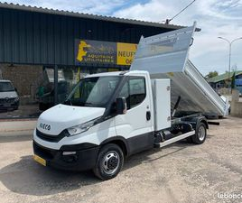 IVECO DAILY 35C16 3750 BENNE COFFRE
