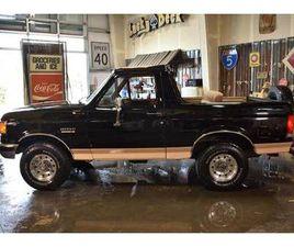 1990 FORD BRONCO SUV