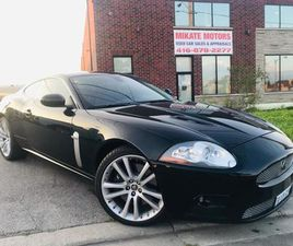 USED 2007 JAGUAR XK XKR~V8~4.2L~SUPERCHARGED~AUTO~CERTIFIED!