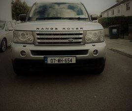 RANGE ROVER SPORT FOR SALE IN TIPPERARY FOR €7,500 ON DONEDEAL