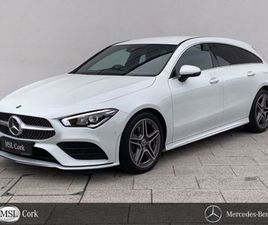 MERCEDES-BENZ CLA-CLASS 220D A/T SHOOTING BRAKE A FOR SALE IN CORK FOR €59,950 ON DONEDEAL