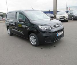 CITROEN BERLINGO LX BLUEHDI 100PS MWB 65 FOR SALE IN LIMERICK FOR €21,500 ON DONEDEAL