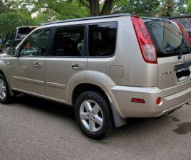 2006 NISSAN XTRAIL SE 4DR AUTOMATIC $4000 OBO | CARS & TRUCKS | CITY OF TORONTO | KIJIJI