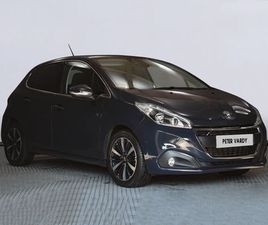 PEUGEOT 208 1.5 BLUEHDI TECH EDITION 5DR [5 SPEED]