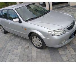 AUTO MAZDA 323F 1.6 LPG [OPIS] PUCK • OLX.PL