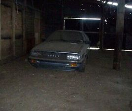 BARN FIND AUDI COUPE GT5S