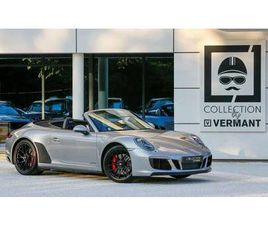 .2 GTS CONVERTIBLE - 31.500KM - APPROVED - 1 PAINT