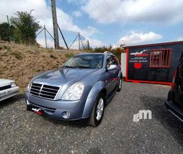 SSANGYONG REXTON II 270XVT LIMITED AUTO