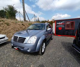 SSANGYONG - REXTON II 270XVT LIMITED AUTO