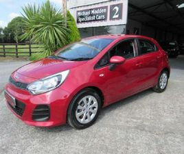 KIA RIO 1 AIR ISG CRDI FOR SALE IN KILKENNY FOR €10,950 ON DONEDEAL