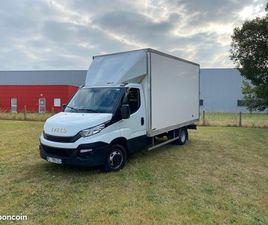 IVECO 20M3 DAILY 35C16