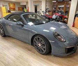 PORSCHE 911 991 CABRIO S