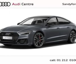 AUDI A7 NEW 55 TFSI E COMPETITION SPORTBACK 5DR FOR SALE IN DUBLIN FOR €89,672 ON DONEDEAL