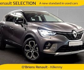 RENAULT CAPTUR S EDITION 1.0 TCE 90 BHP 5DR IN S FOR SALE IN KILKENNY FOR €28,770 ON DONED