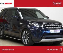 LAND ROVER DISCOVERY 3.0 SDV6 HSE 306 BHP FOR SALE IN WICKLOW FOR €68,950 ON DONEDEAL