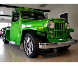 1958 WILLYS COLLECTOR HOT ROD WILLYS PICK-UP | CLASSIC CARS | LAVAL / NORTH SHORE | KIJIJI