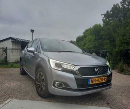 DS 4 CROSSBACK 2017