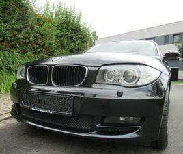 BMW BMW BAUREIHE 1 CABRIO 118I*XENON*VOLLEDER*NAVI