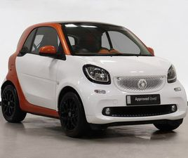 SMART FORTWO COUPE 1.0 EDITION 1 2DR