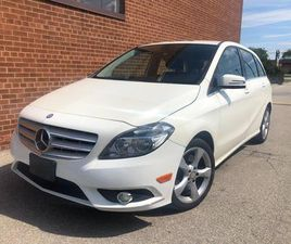 USED 2013 MERCEDES-BENZ B-CLASS B 250 SPORTS TOURER/REAR VIEW CAMERA /LEATHER