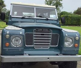 LAND ROVER SERIES 3 ( 2286CC DIESEL ENGINE WANTED) FOR SALE IN MEATH FOR €12,345 ON DONEDE