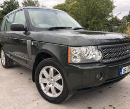 LAND ROVER RANGE ROVER HSE TDV8 FOR SALE IN CARLOW FOR €8,950 ON DONEDEAL