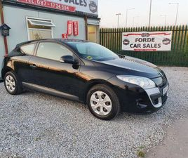 2010 RENAULT MEGANE 1.5 DCI FOR SALE IN CORK FOR €4,250 ON DONEDEAL