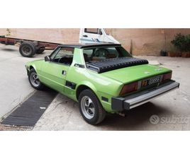FIAT X19 1981 FIVE SPEED