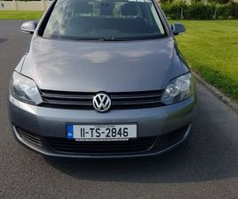 VOLKSWAGEN GOLF PLUS 2011 1.6TDI FOR SALE IN TIPPERARY FOR €5,850 ON DONEDEAL