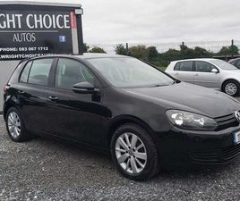 2011 VOLKSWAGEN GOLF MATCH 2.0 TDI 140 BHP FOR SALE IN DUBLIN FOR €7,950 ON DONEDEAL