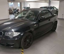 BMW 118 1 CABRIO DIESEL
