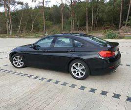 BMW 420 4ER GRAN COUPE AUT. ADVANTAGE