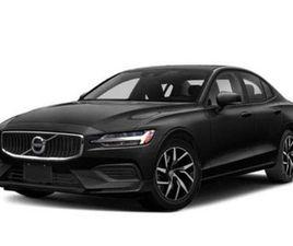 USED 2020 VOLVO S60 T5 R-DESIGN