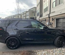 USED 2019 LAND ROVER DISCOVERY HSE LUXURY