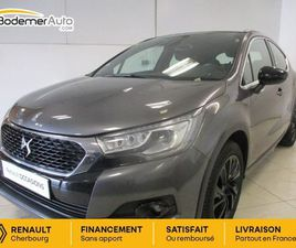 DS4 CROSSBACK BLUEHDI 120 S&S EAT6 BE CHIC