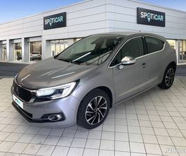 DS 4 DS4 CROSSBACK PURETECH 130 S&S BVM6 CONNECTED CHIC