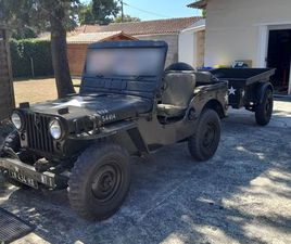 JEEP WILLYS M38
