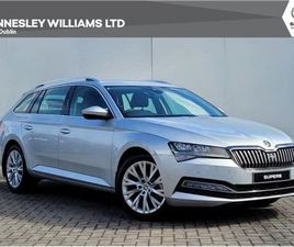 SKODA SUPERB COMBI SUPERB STYLE 2.0TDI 122BHP FOR SALE IN DUBLIN FOR €42,950 ON DONEDEAL