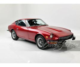 FOR SALE AT AUCTION: 1974 DATSUN 260Z IN HOUSTON, TEXAS