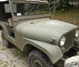 WILLYS JEEP M38 A1 - 1957