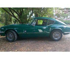 TRIUMPH GT6 MK3 - 1972