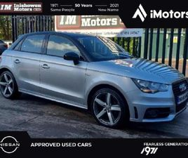 AUDI A1 SPORTBACK 1.6 TDI 90 4DR FOR SALE IN DONEGAL FOR €15,945 ON DONEDEAL